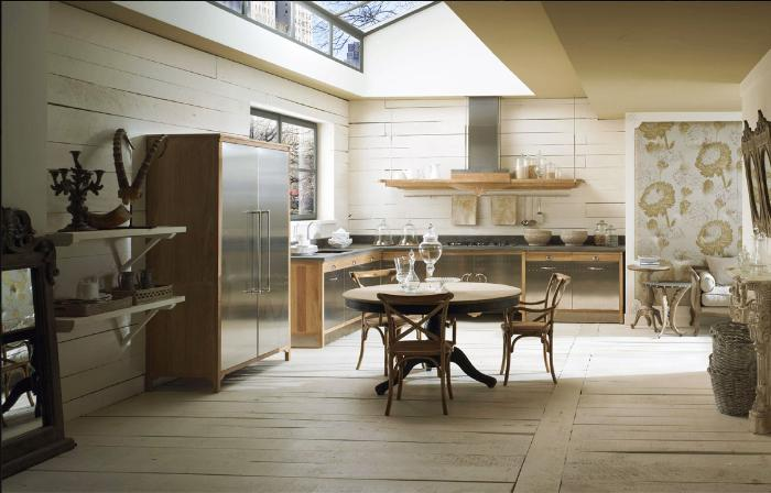 dechora model from the newclassic collection by marchi - Old Italian Kitchen Designs