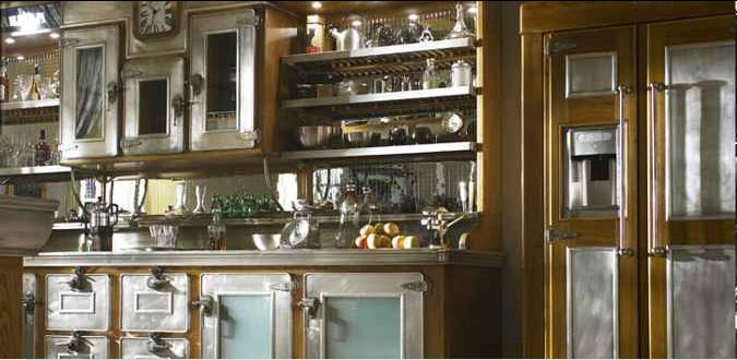Old world italian kitchen design straight from for Old country style kitchen