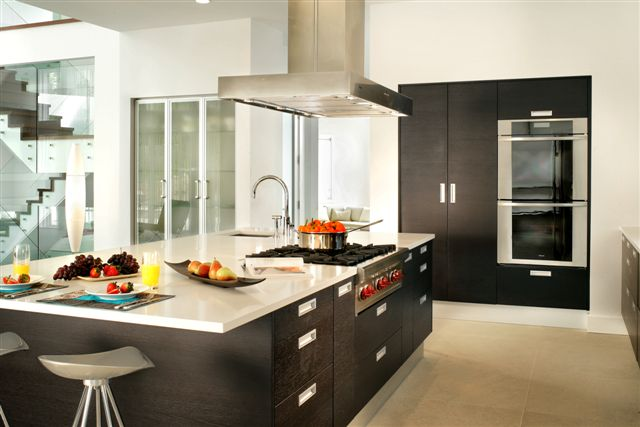 European Kitchen Designs Japanese design. Kitchen design by Kuche+Cucina