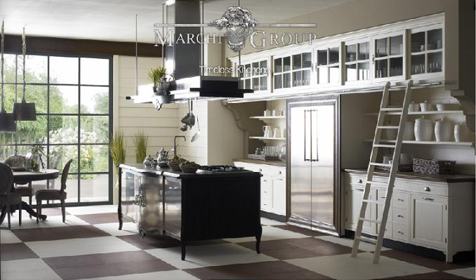 old world italian kitchen design straight from hollywood european kitchen. Black Bedroom Furniture Sets. Home Design Ideas