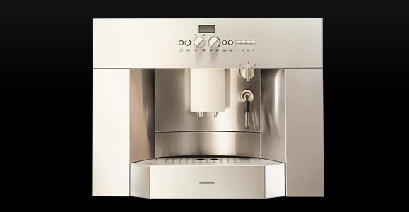 Gaggenau coffee maker
