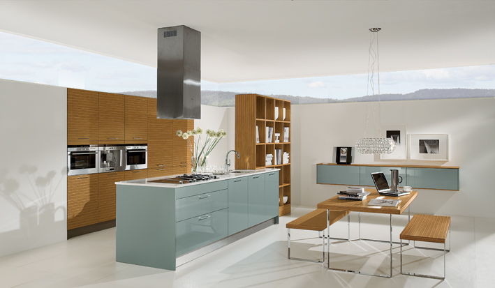 Sweden luxury kitchen design