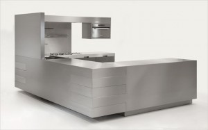 The Non Plus Kitchen Design - Marco Gorini, for Starto Cucine