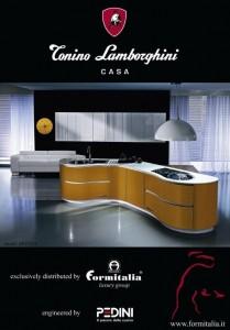 Lamborghini - Pedini kitchen