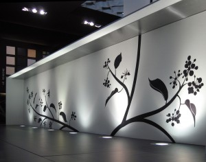 TM Italia - Touch Tatoo kitchen, in Corian