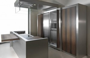 the Strato 031 concept – another great kitchen design with a new twist