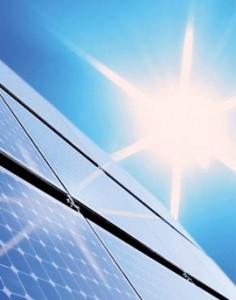 Pedini's new solar energy system