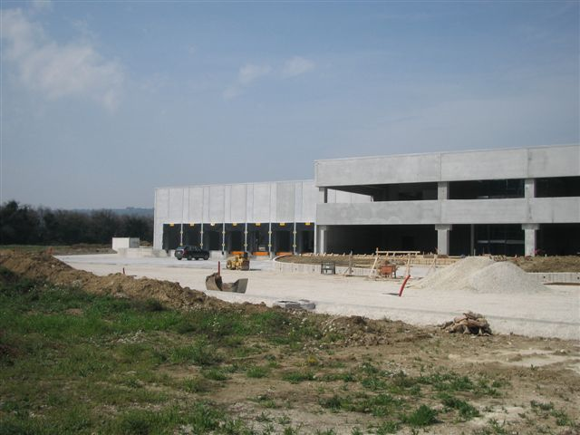 pedini kitchens new factory