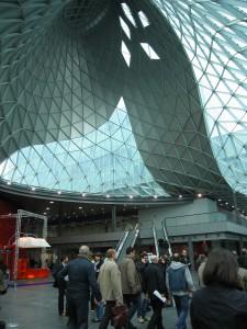 Eurocucina 2012, at the Milan Fair