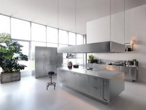 Masterchef kitchen, Italian style